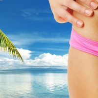 Как да имаме красива кожа за плажа без целулит?