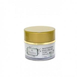 Матиращ дневен крем 24-ти фактор - 50 ml.
